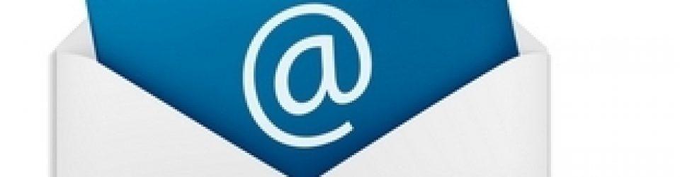 Logo voor de Nieuwsbrief