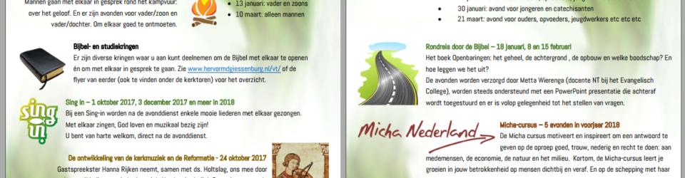 Link naar Flyer VT 2017-2018